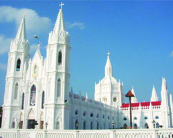 velankanni old church